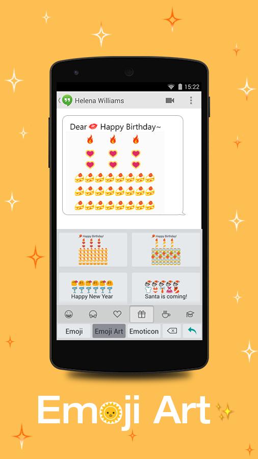 TouchPal X keyboard для Android - Скачать бесплатно - программы для Android , , , , , ,