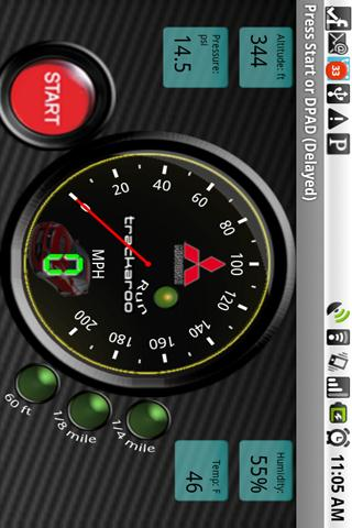 Mitsubishi Dynomaster Layout - screenshot