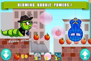 Screenshot of Larva Run New York
