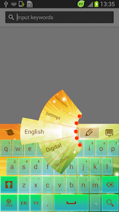 New Free Keyboard for Phone - screenshot thumbnail