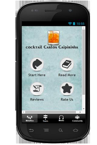 Cocktail King Carlos Recipes