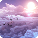 In the sky icon