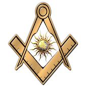 Masonic Live Wallpeper (White)