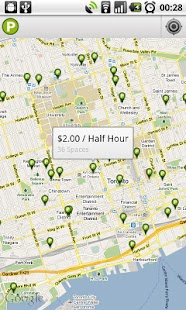 Green Parking Toronto- screenshot thumbnail