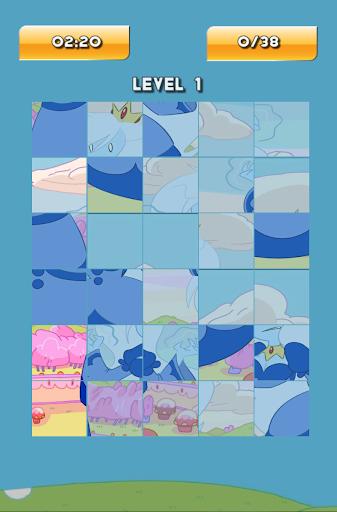 Kids Puzzles Adventure Time