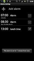 Screenshot of Heart Flow ! Alarm Clock