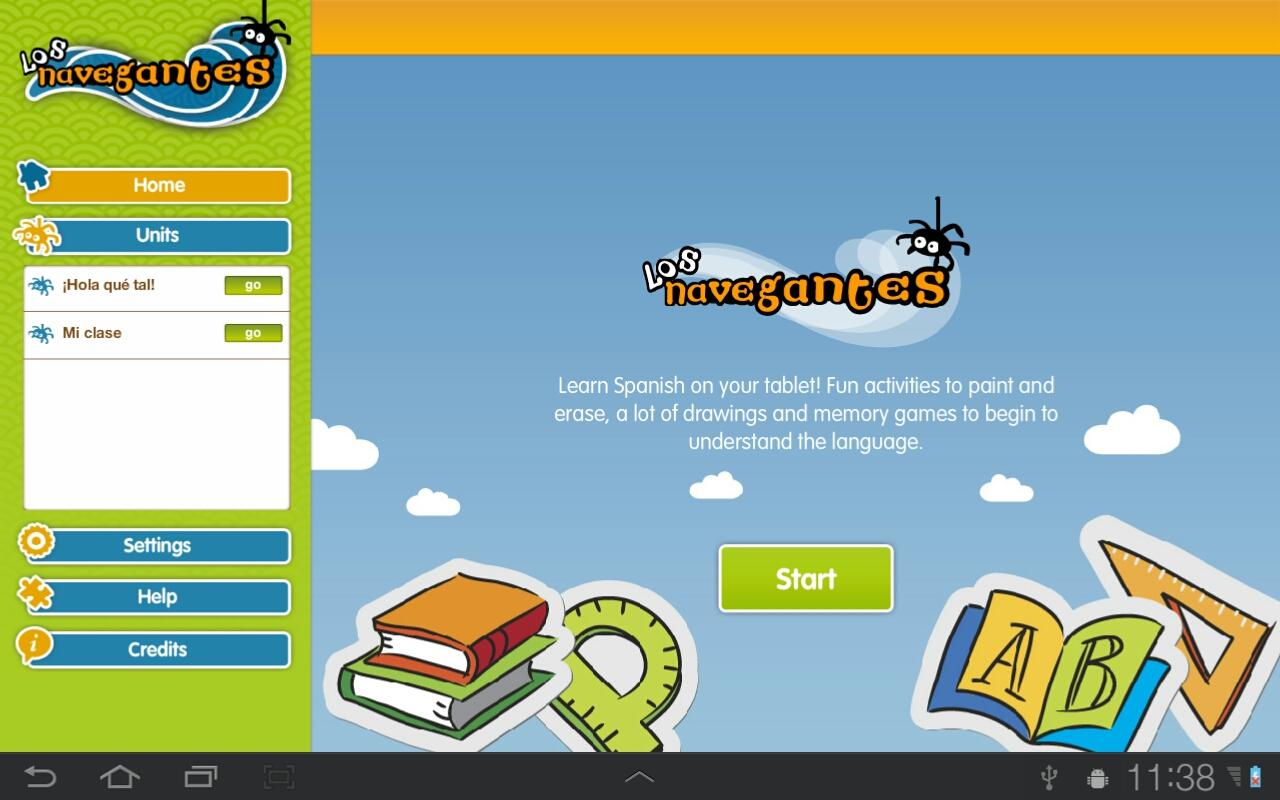 Learn Spanish - Los Navegantes - screenshot