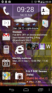 Home 8+ like Windows8 Launcher v3.7.1