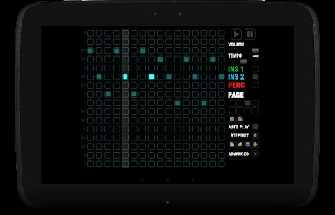 玩免費音樂APP 下載Sequencer Music Maker app不用錢 硬是要APP