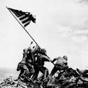 Iwo Jima Live Wallpaper logo
