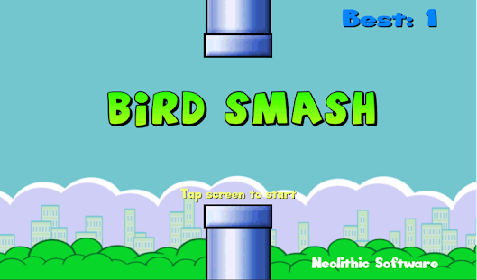 Bird Smash aka Flatty Bird - screenshot thumbnail