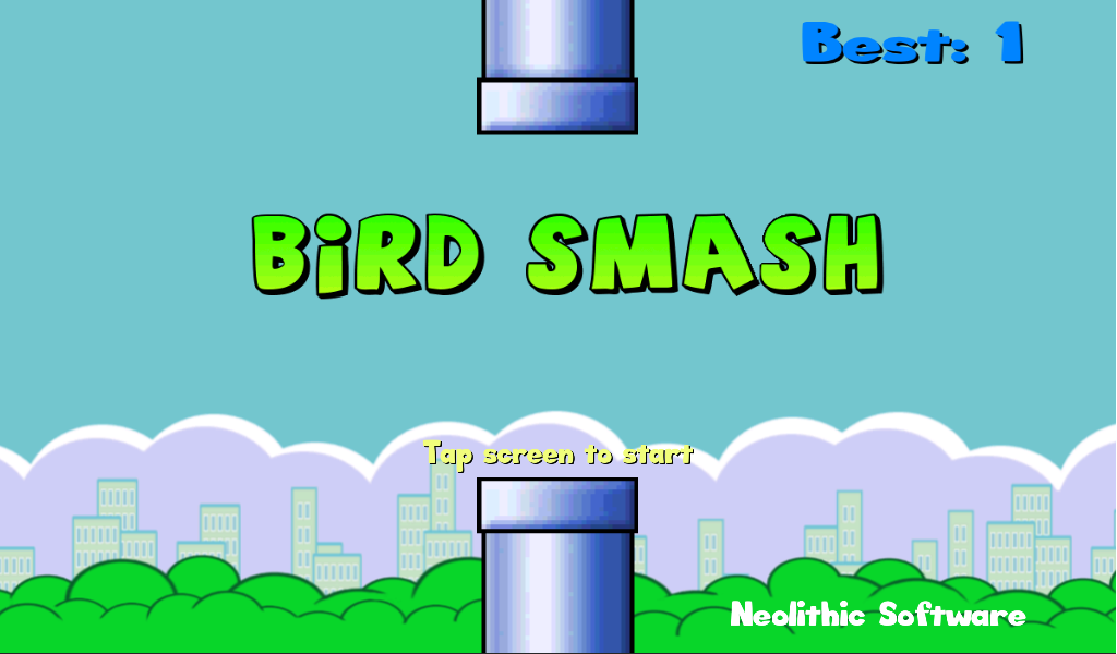 Flatty Bird - screenshot
