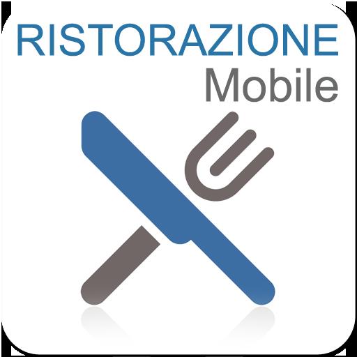 Ristorazione Mobile LOGO-APP點子