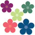 Flower 2 GO Launcher EX Theme logo