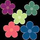 Flower 2 GO Launcher EX Theme icon