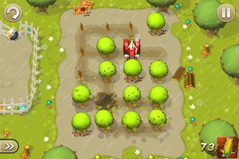 Tractor Trails screenshot #1