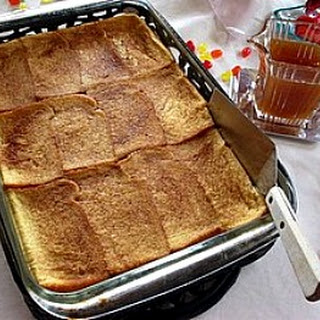 French Custard Toast.