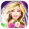 Pink Bride Real Makeover Games icon