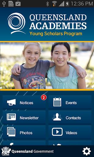 Queensland Academies - YS