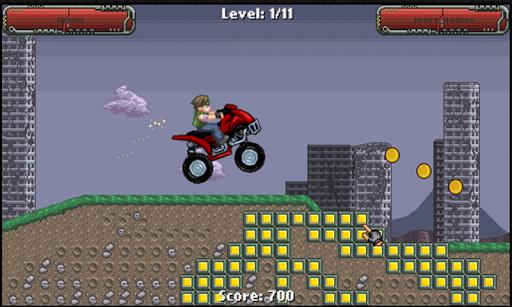 機器人戰爭爬坡賽車
