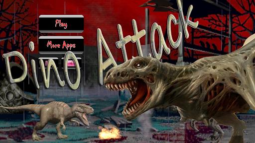 Jungle Dinosaur Attack