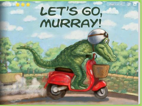 Let's Go Murray Storybook