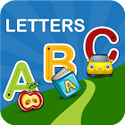 Alphabets Activity Book Lite icon