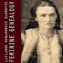 Feminine geneology icon