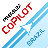 CoPilot Premium Brasil GPS App
