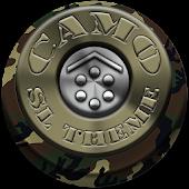 Smart Launcher Theme Camo
