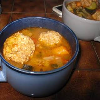Albondigas Soup I.