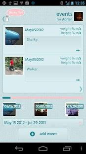 StickyTot- screenshot thumbnail