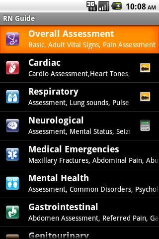 Nursing Essentials - screenshot