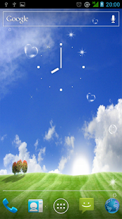 app blue sky live wallpaper apk for kindle fire download