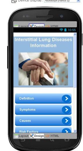 Interstitial Lung Information