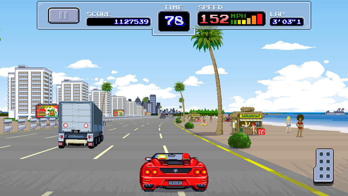 Final Freeway 2R - screenshot