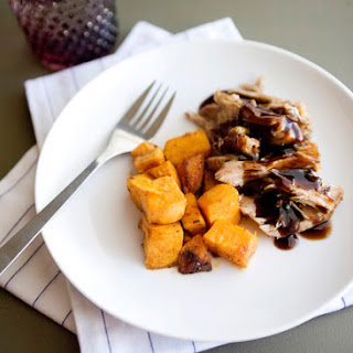 Brown Sugar and Balsamic Slow Cooked Pork Recipe