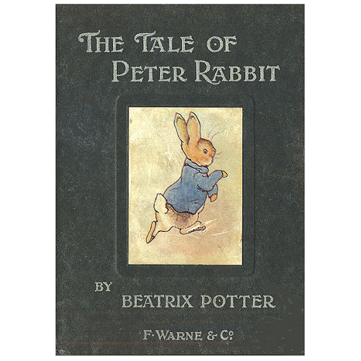 Beatrix Potter Tales audiobook LOGO-APP點子