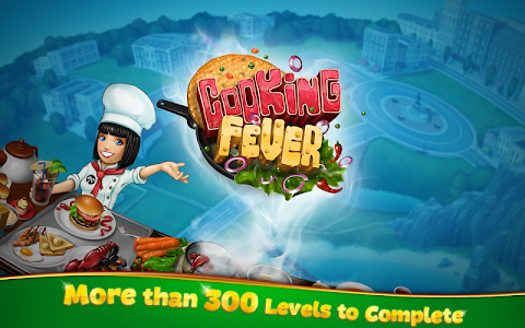 Cooking Fever v1.0