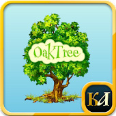 Kids Memory Game: Oak Tree