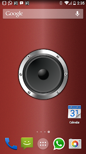 Live Wall Speaker (Wallpaper)- screenshot thumbnail