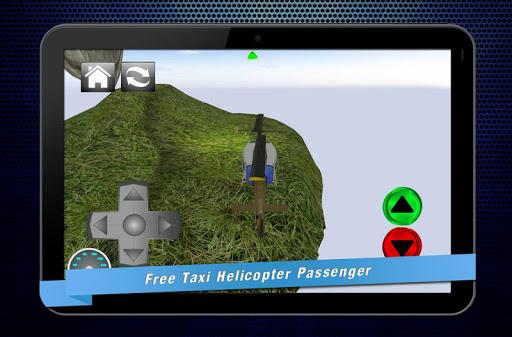 賽車遊戲必備免費app推薦|無料のタクシーのヘリコプター旅客線上免付費app下載|3C達人阿輝的APP