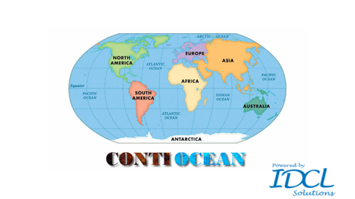 ContiOcean:Kid learn Geography