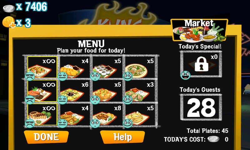 Order Up!! To Go- screenshot