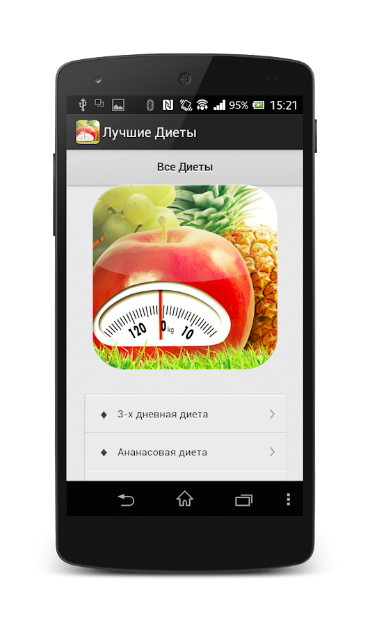 приложение как похудеть