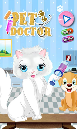 Pet Vet Animal Doctor Clinic