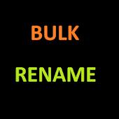Bulk Rename