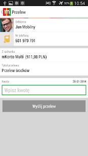 mBank PL - screenshot thumbnail