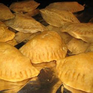 Tiny Chicken Turnovers.