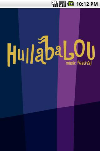 HullabaLOU Music Festival - screenshot